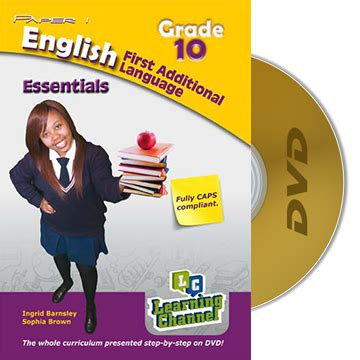 Graduation Program Exams - Grade 10 English Exam